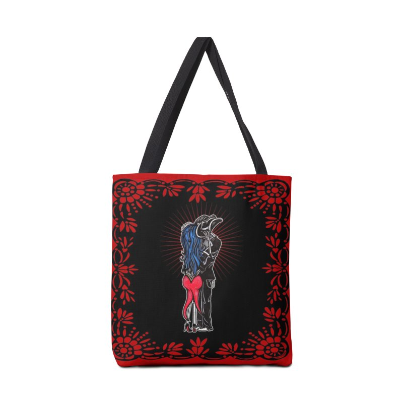 Better Half Accessories Bag by serpenthes's Artist Shop