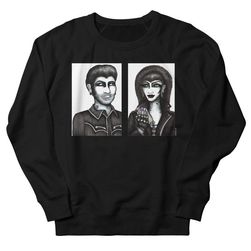 Drac and V Men's Sweatshirt by serpenthes's Artist Shop