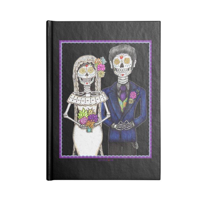 Te Quiero Por Simpre Accessories Notebook by serpenthes's Artist Shop