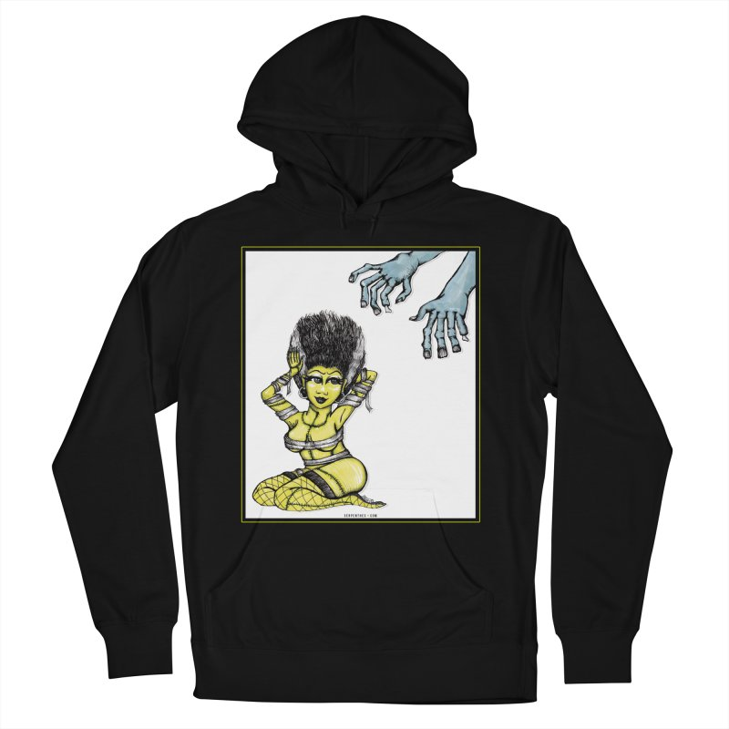 Made For Each Other Men's Pullover Hoody by serpenthes's Artist Shop