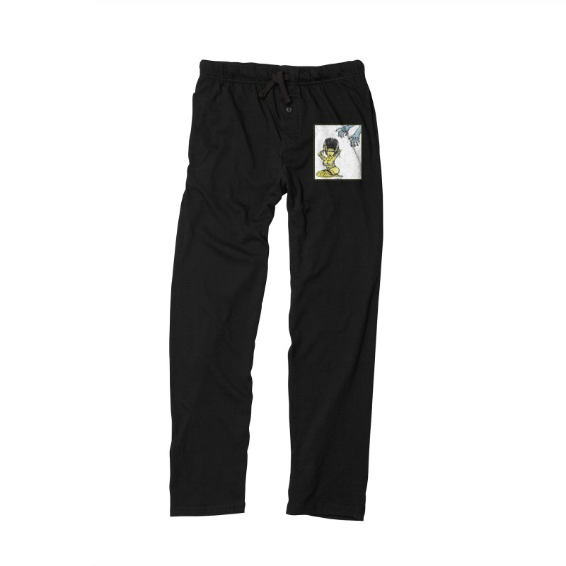 Made For Each Other Men's Lounge Pants by serpenthes's Artist Shop