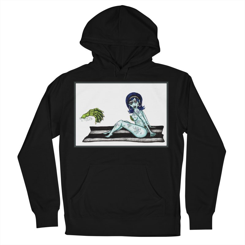 Black Lagoon a GoGo Women's Pullover Hoody by serpenthes's Artist Shop
