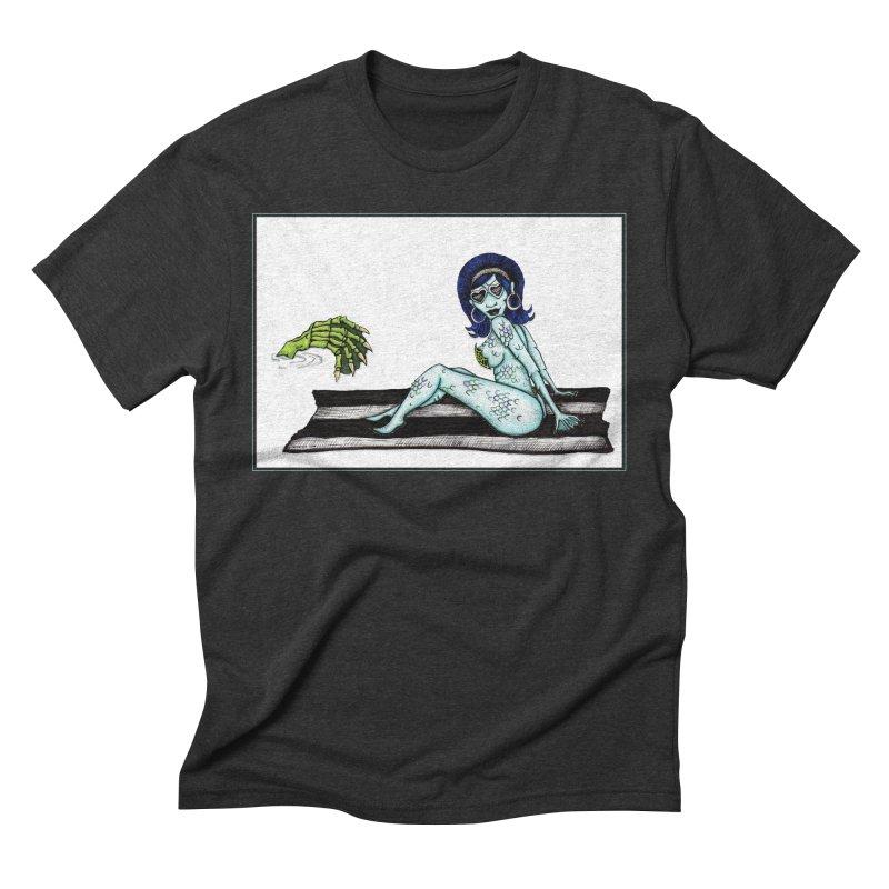 Black Lagoon a GoGo Men's Triblend T-Shirt by serpenthes's Artist Shop