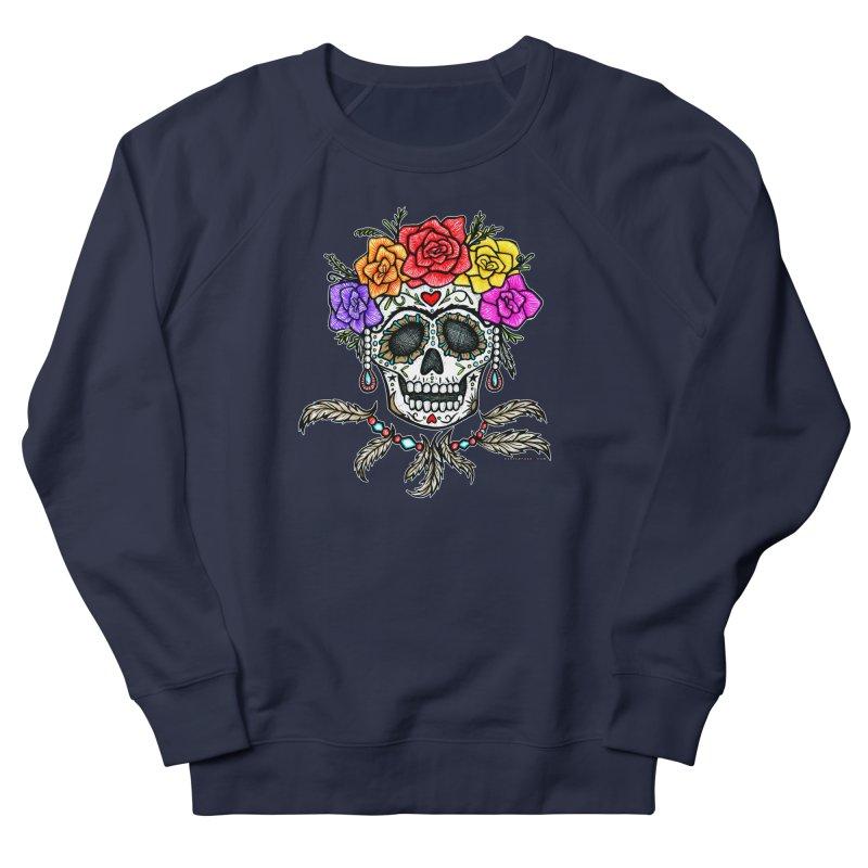 La Fridocha Women's French Terry Sweatshirt by serpenthes's Artist Shop