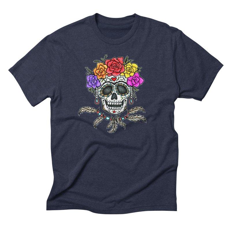La Fridocha Men's Triblend T-Shirt by serpenthes's Artist Shop