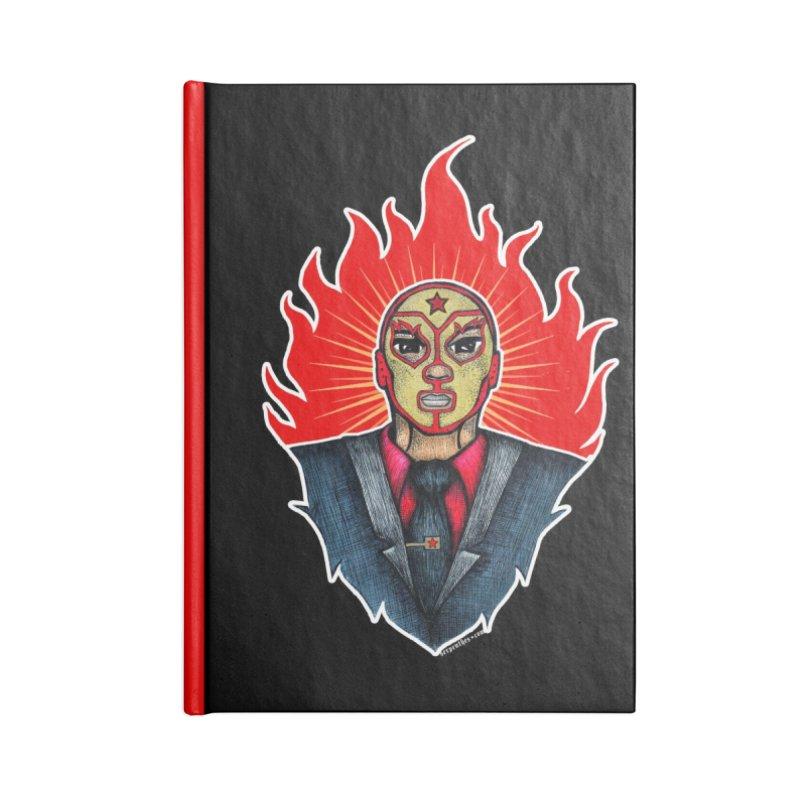 El Mero Mero Accessories Notebook by serpenthes's Artist Shop