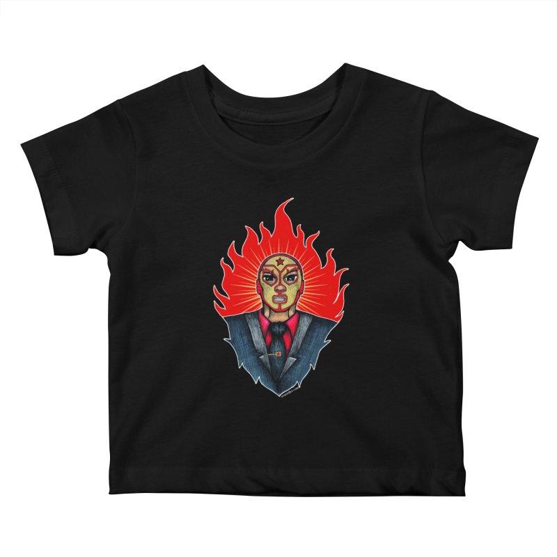 El Mero Mero Kids Baby T-Shirt by serpenthes's Artist Shop