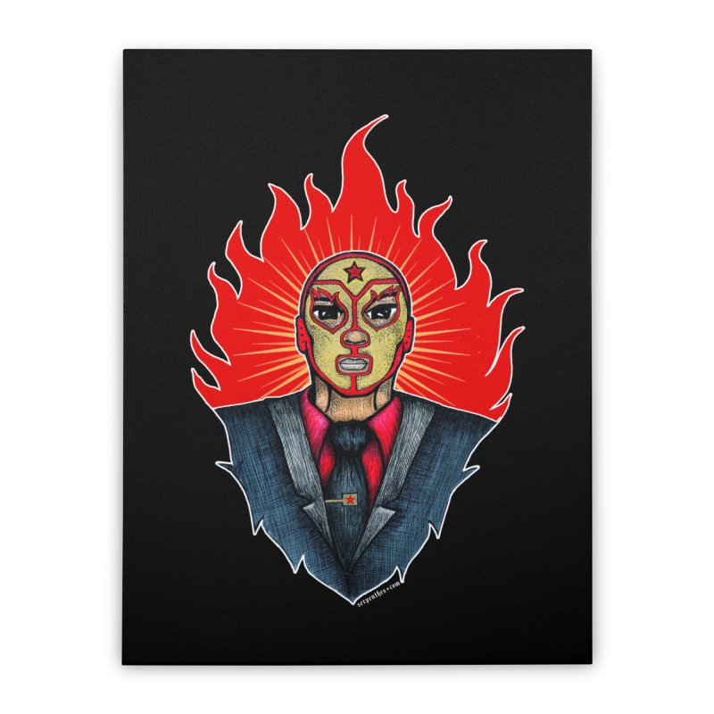 El Mero Mero Home Stretched Canvas by serpenthes's Artist Shop