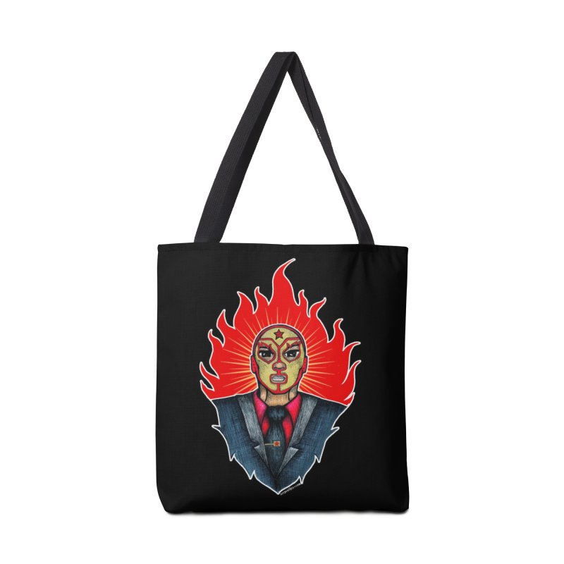 El Mero Mero Accessories Bag by serpenthes's Artist Shop
