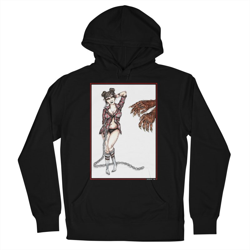 She's Such A Scream Women's Pullover Hoody by serpenthes's Artist Shop