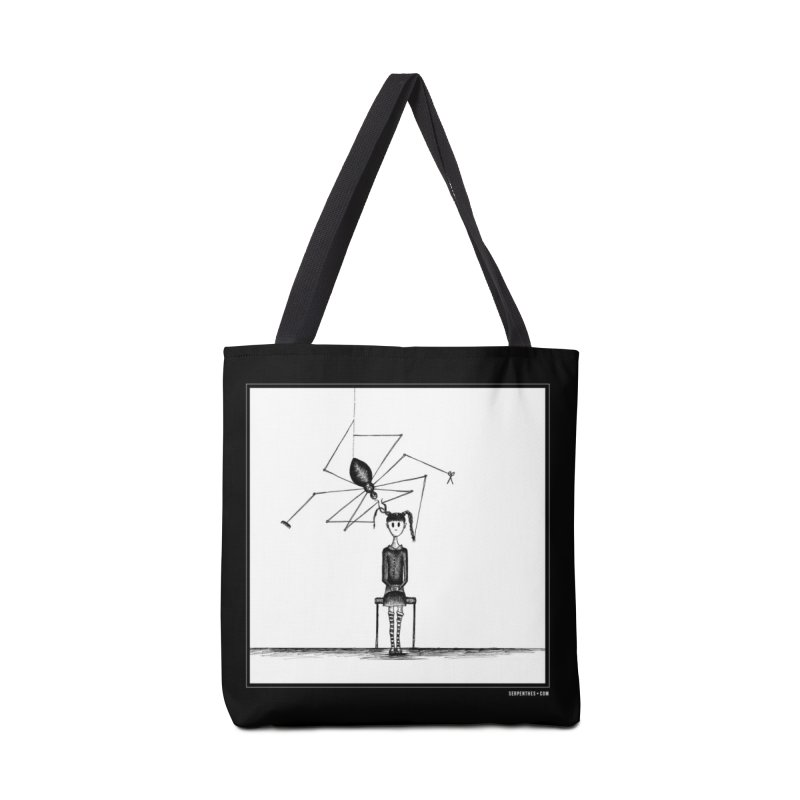 Miss Spider's Salon Accessories Bag by serpenthes's Artist Shop