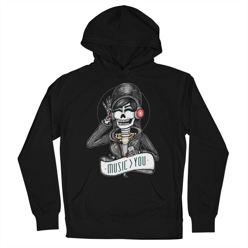 Music > You Women's Pullover Hoody by serpenthes's Artist Shop