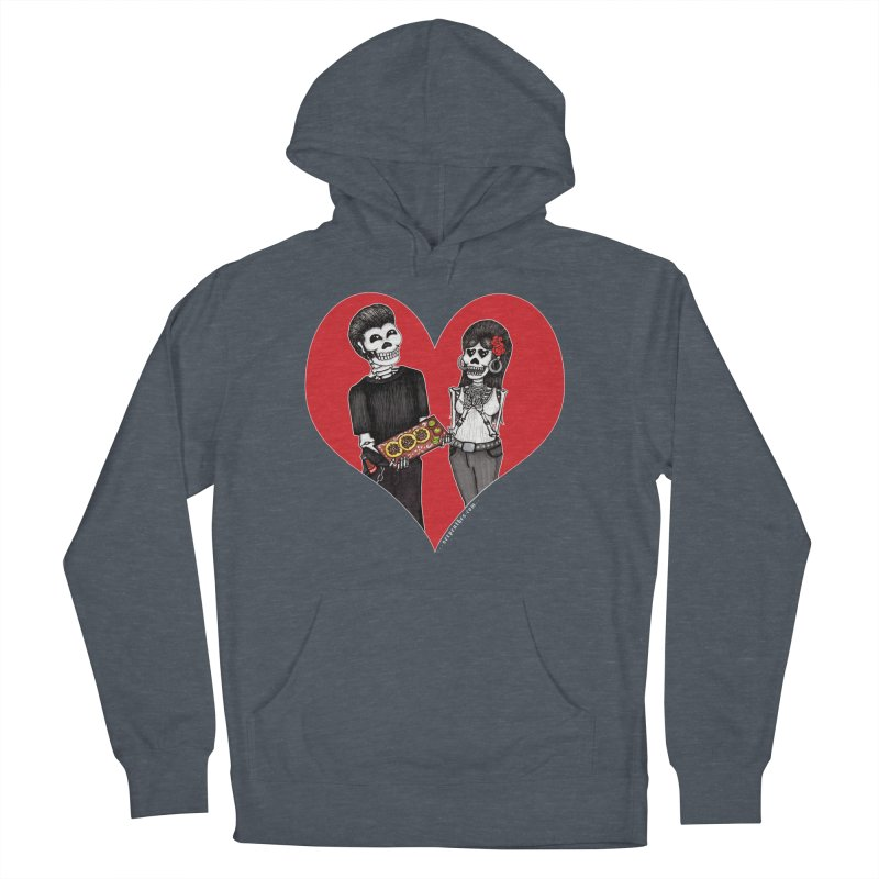 Taquero Mucho Women's Pullover Hoody by serpenthes's Artist Shop