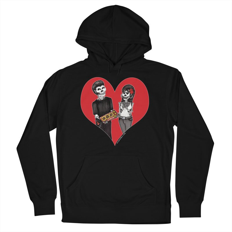 Taquero Mucho Men's French Terry Pullover Hoody by serpenthes's Artist Shop