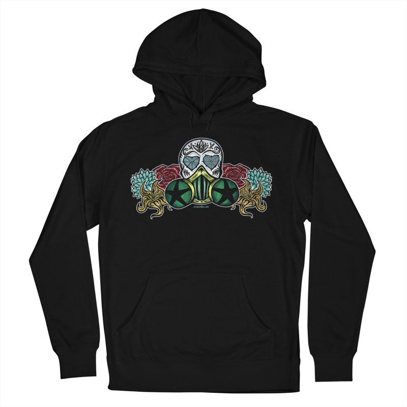 Toxic Women's French Terry Pullover Hoody by serpenthes's Artist Shop