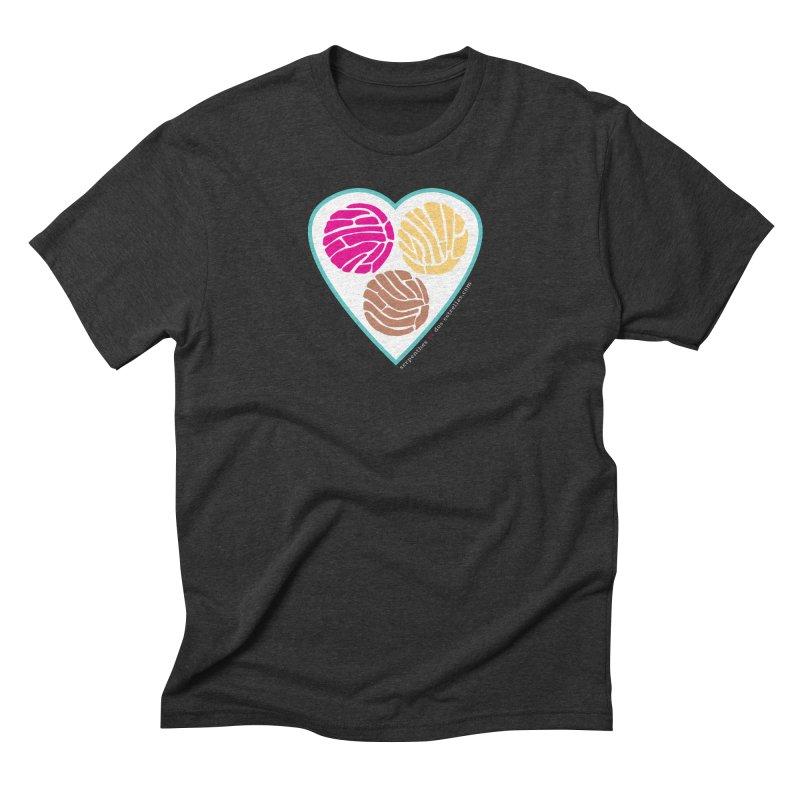3 CONCHAS Men's Triblend T-Shirt by serpenthes's Artist Shop
