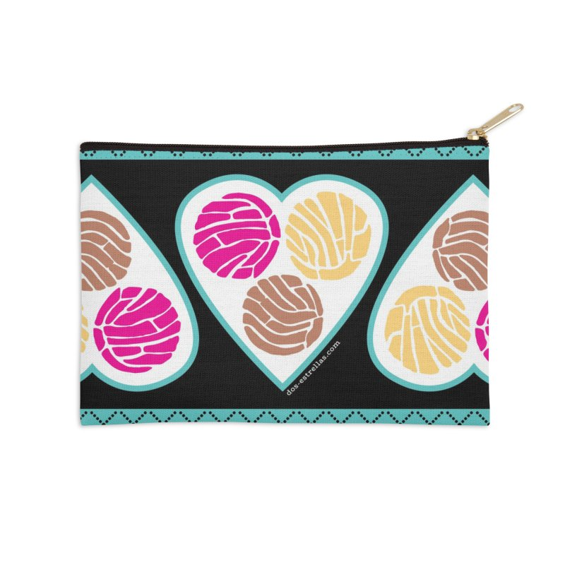 3 CONCHAS Accessories Zip Pouch by serpenthes's Artist Shop