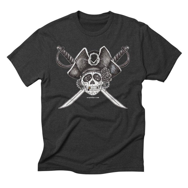CPT. BIANCA GRAVES Men's Triblend T-Shirt by serpenthes's Artist Shop