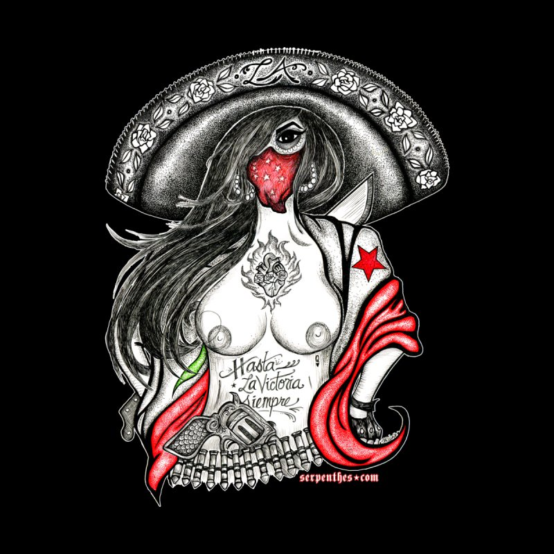 Reina de Los Angeles by serpenthes's Artist Shop