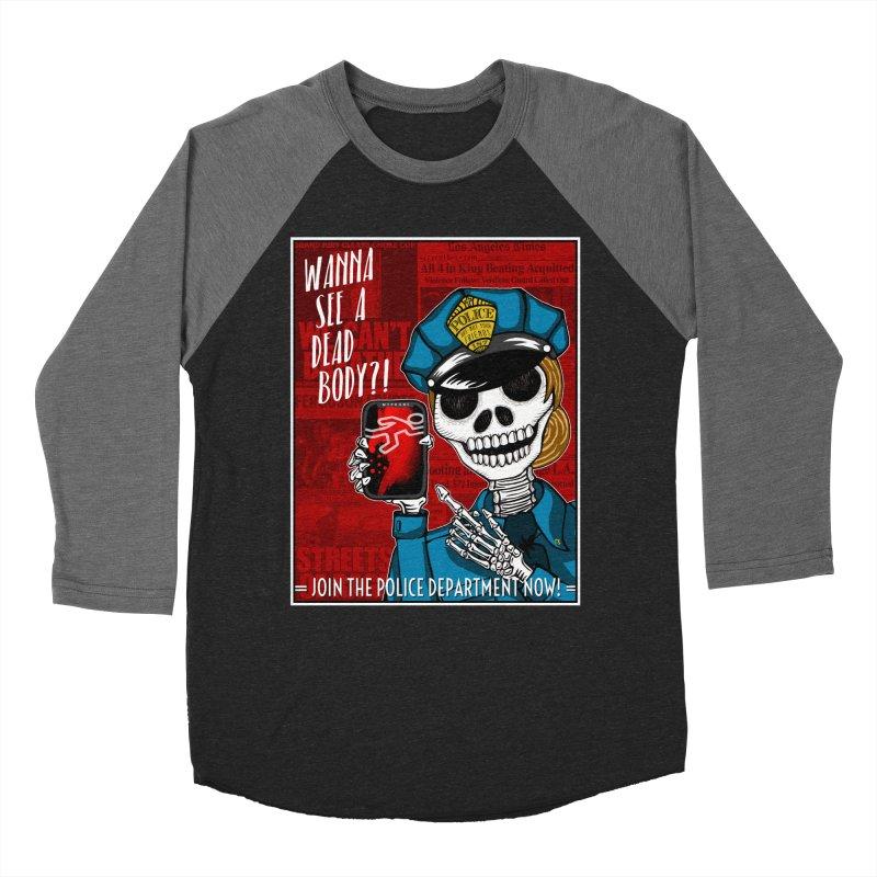 F T P Men's Baseball Triblend T-Shirt by serpenthes's Artist Shop