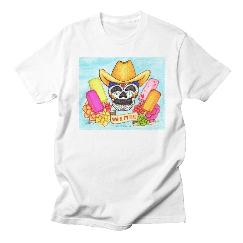 VIVA EL PALETERO Men's T-Shirt by serpenthes's Artist Shop