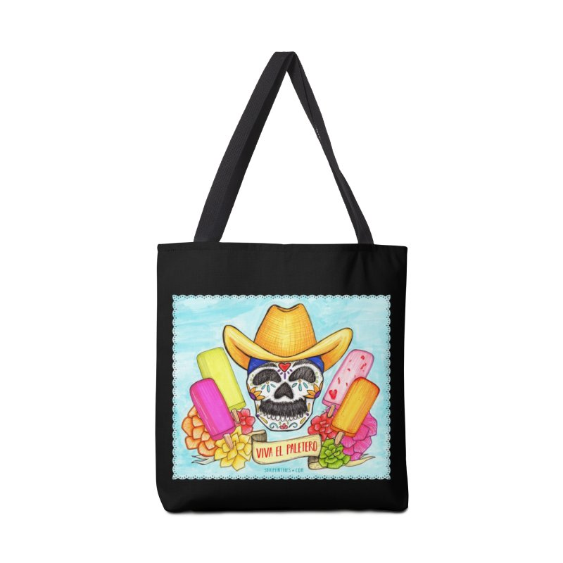 VIVA EL PALETERO Accessories Bag by serpenthes's Artist Shop