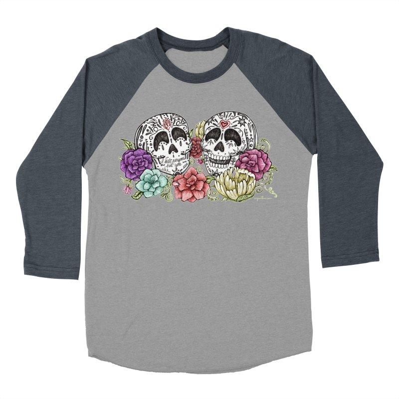 I Hate Everyone But You Men's Baseball Triblend Longsleeve T-Shirt by serpenthes's Artist Shop