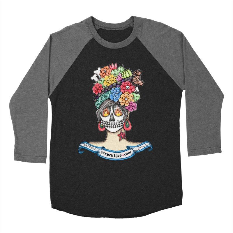 Ruiz 1980-2015 on Blue Women's Baseball Triblend T-Shirt by serpenthes's Artist Shop