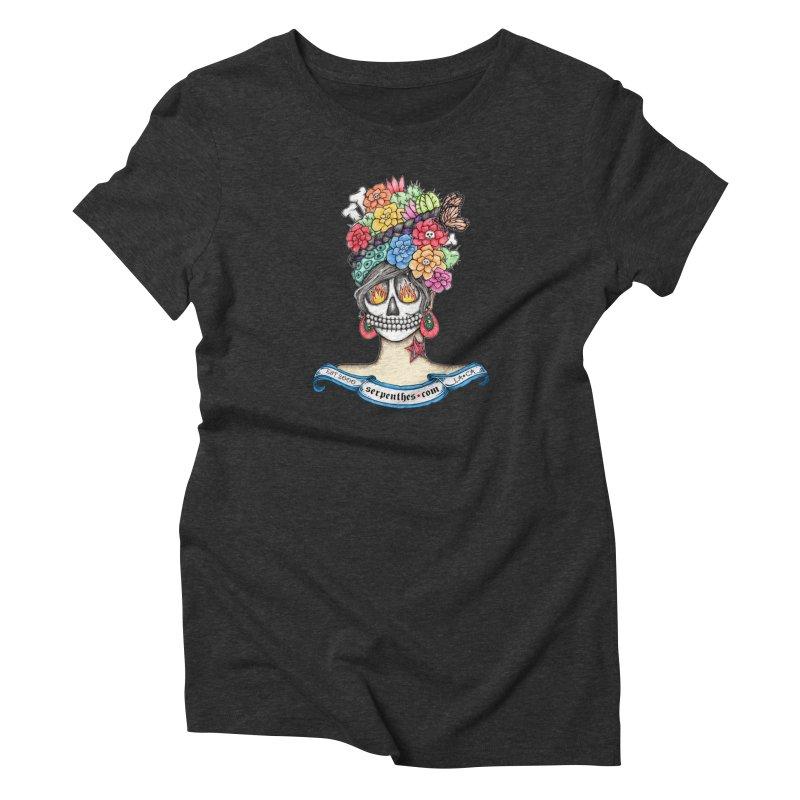 Ruiz 1980 - 2015 in Fire Women's T-Shirt by serpenthes's Artist Shop