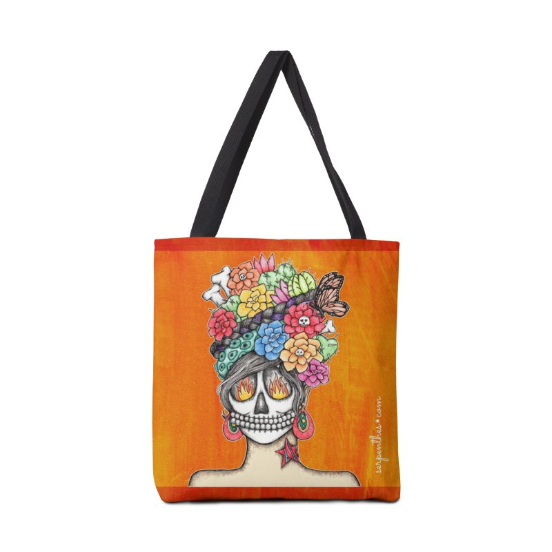 Ruiz 1980 - 2015 in Fire Accessories Tote Bag Bag by serpenthes's Artist Shop