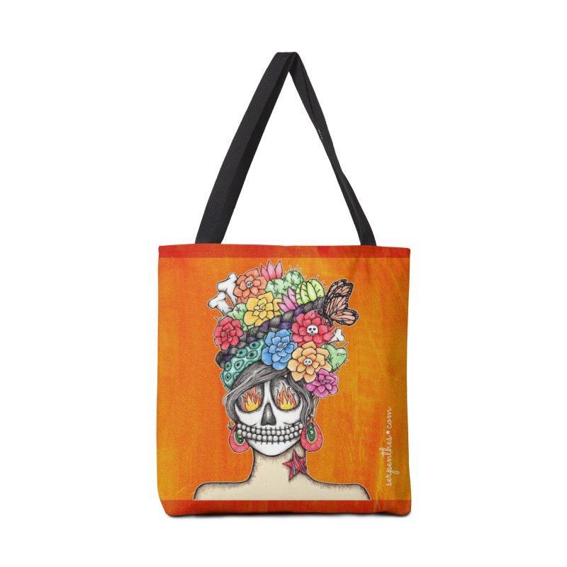 Ruiz 1980 - 2015 in Fire Accessories Bag by serpenthes's Artist Shop