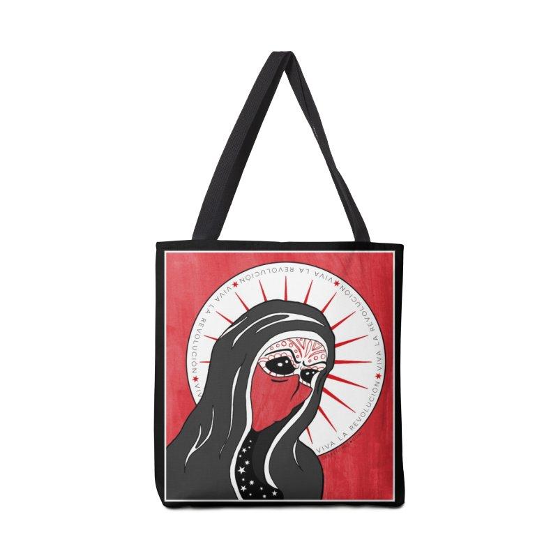 Viva La Revolución Accessories Bag by serpenthes's Artist Shop