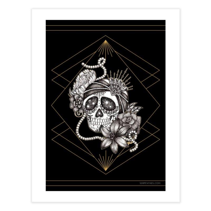 WEST EGG / Miss Daisy Home Fine Art Print by serpenthes's Artist Shop