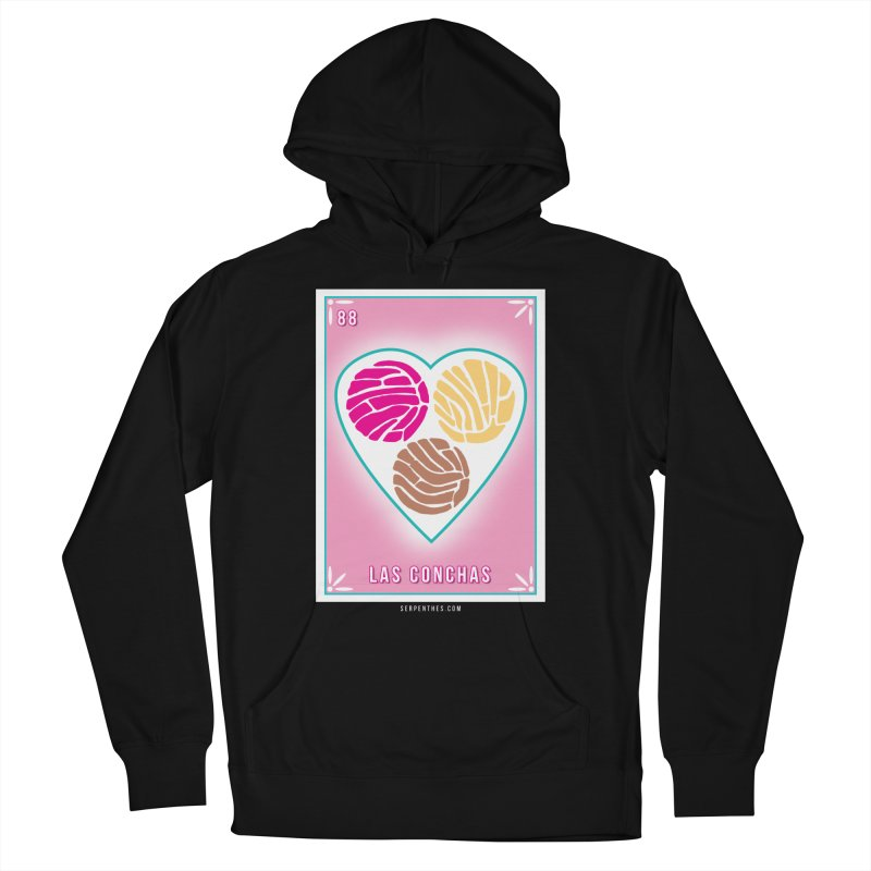 #88 LAS CONCHAS / Loteria Serpenthes Tile 88 Women's Pullover Hoody by serpenthes's Artist Shop