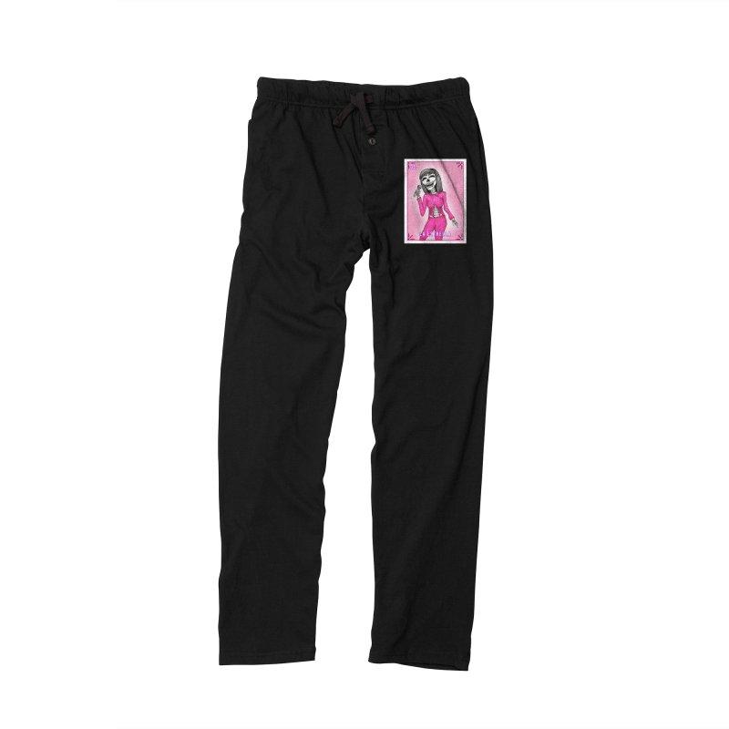 #35 LA ESTRELLA / Selena Loteria Serpenthes Tile Women's Lounge Pants by serpenthes's Artist Shop