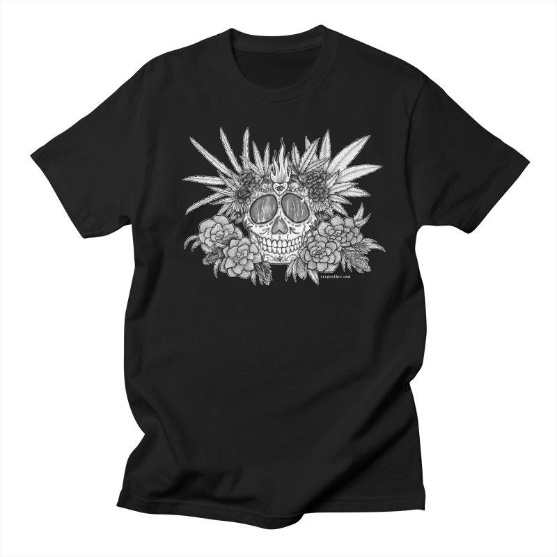 420 Men's T-Shirt by serpenthes's Artist Shop