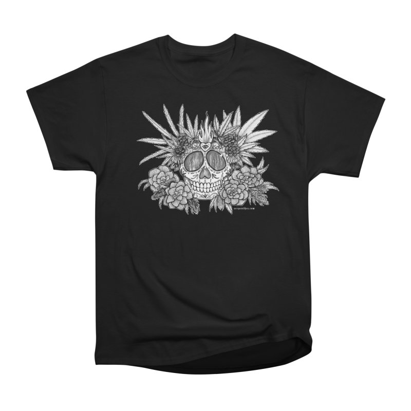 420 Women's Heavyweight Unisex T-Shirt by serpenthes's Artist Shop