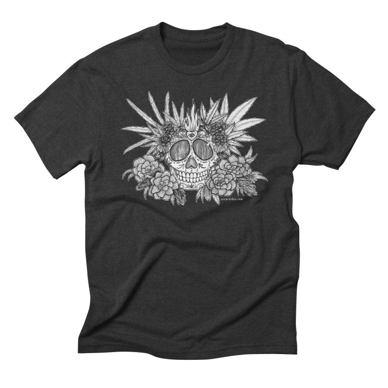 420 Men's Triblend T-Shirt by serpenthes's Artist Shop