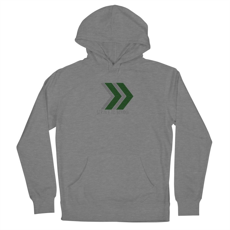 S2S Women's Pullover Hoody by Service to School Swag Shop
