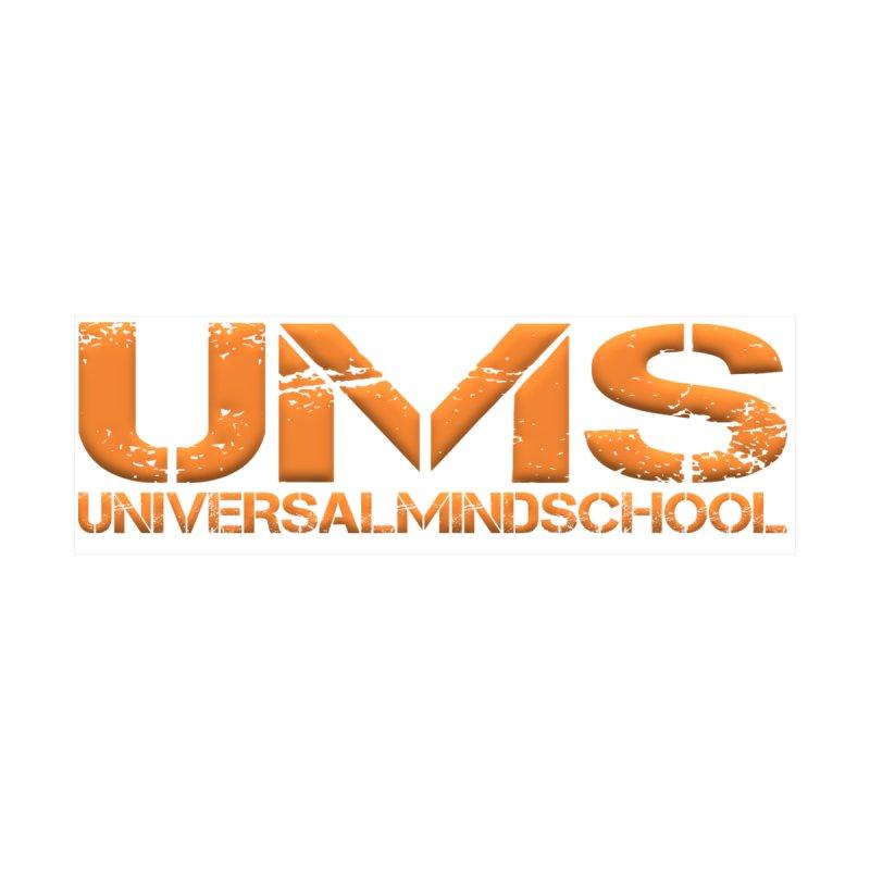 UMS by Seth Elmer Store
