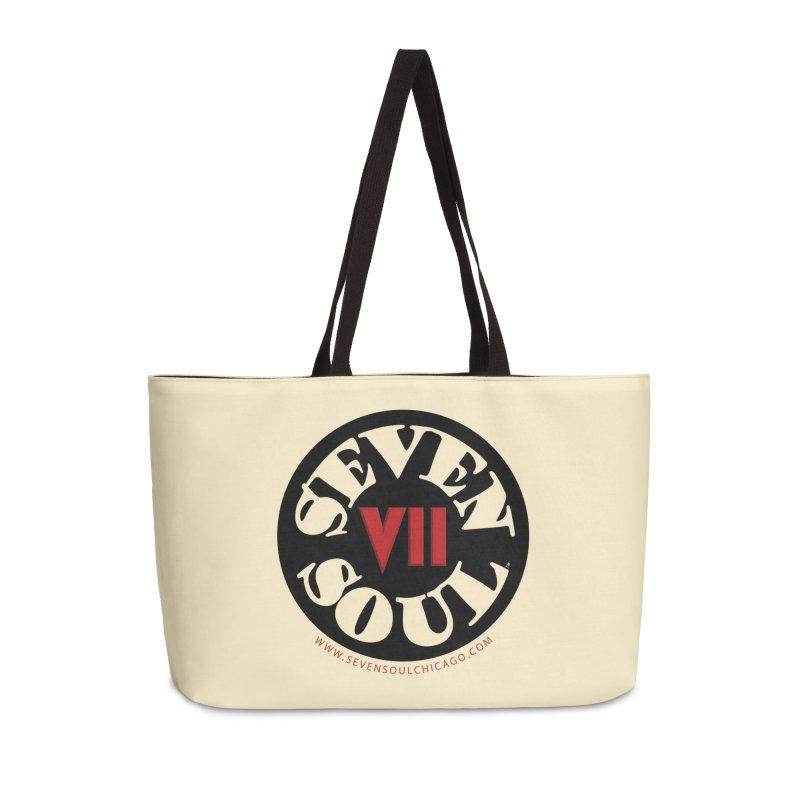 SS Retro Accessories Weekender Bag Bag by Seven Soul Shop