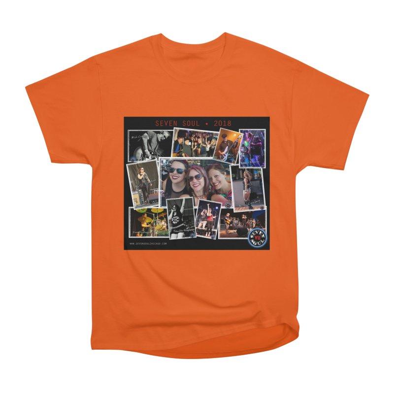 2018 Lineup Men's T-Shirt by Seven Soul Shop