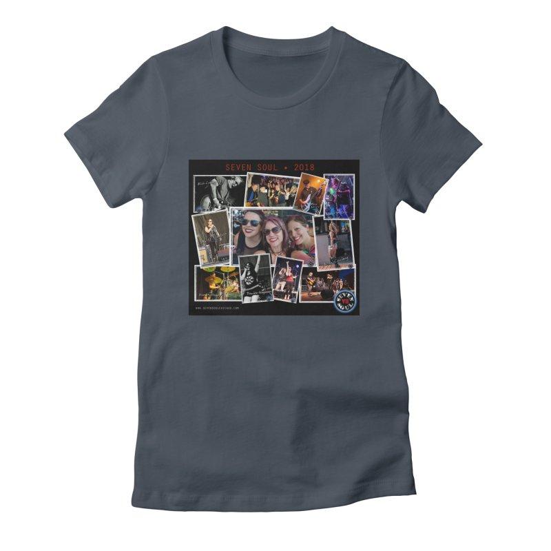 2018 Lineup Women's T-Shirt by Seven Soul Shop