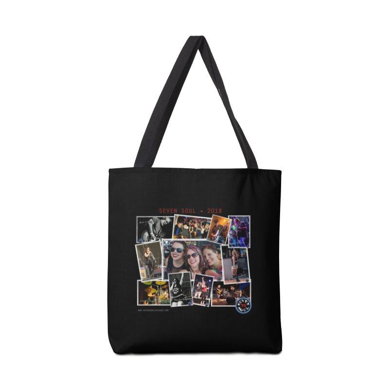 2018 Lineup Accessories Tote Bag Bag by Seven Soul Shop