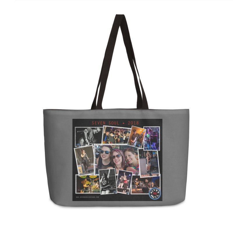 2018 Lineup Accessories Weekender Bag Bag by Seven Soul Shop
