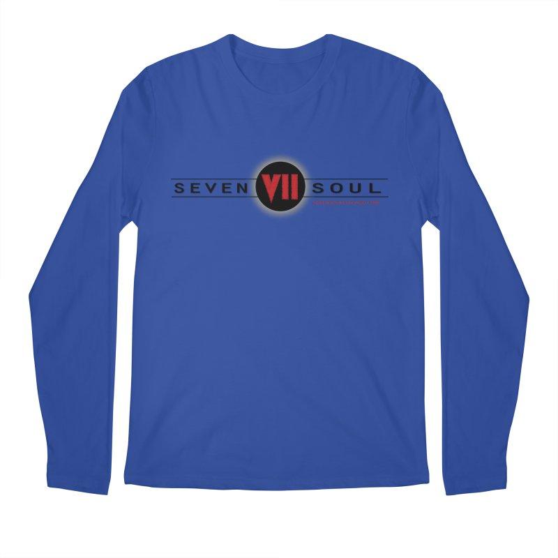 2018 Design - light background Men's Regular Longsleeve T-Shirt by Seven Soul Shop