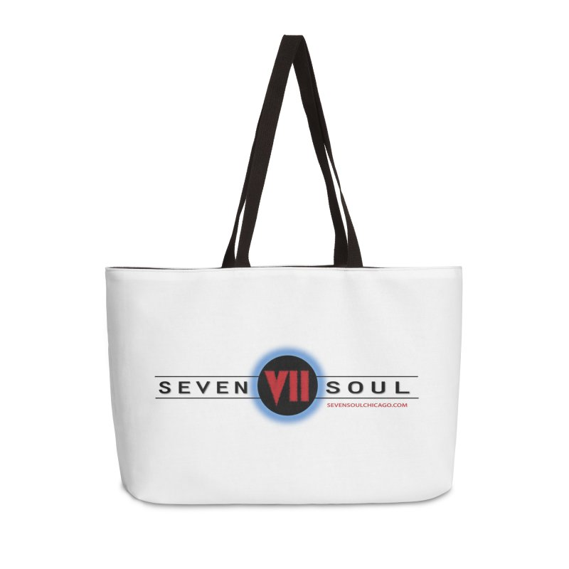 2018 Design - light background Accessories Weekender Bag Bag by Seven Soul Shop
