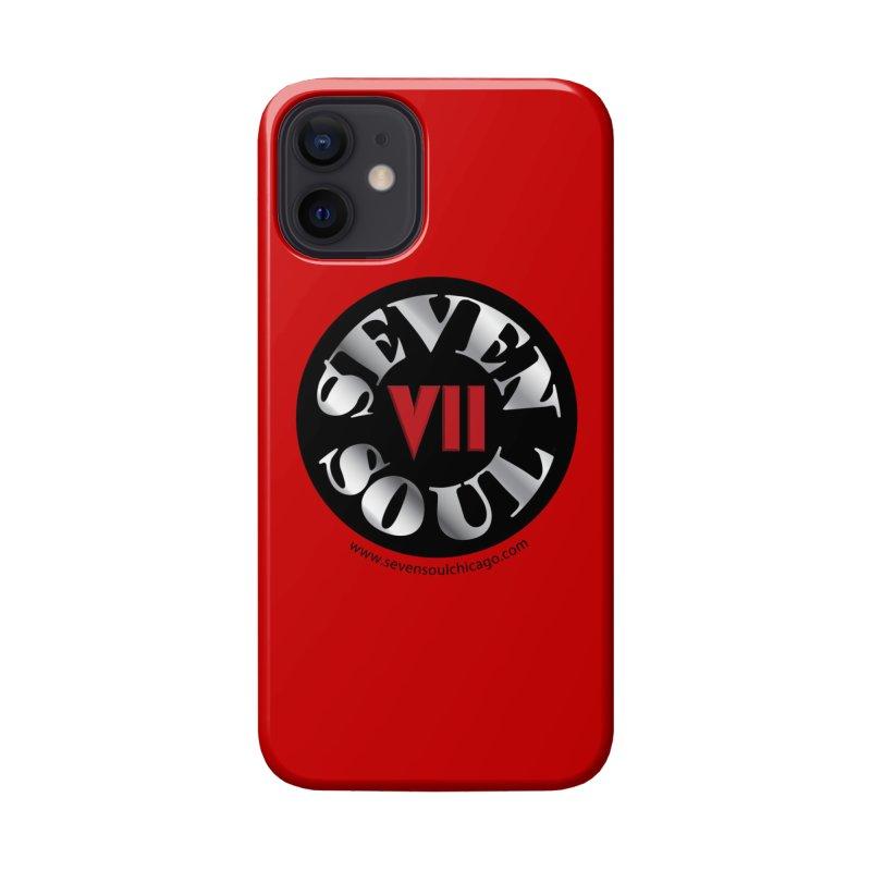 Classic Logo Accessories Phone Case by Seven Soul Shop