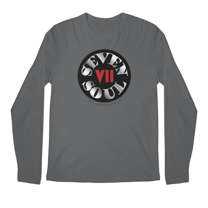 Classic Logo Men's Regular Longsleeve T-Shirt by Seven Soul Shop