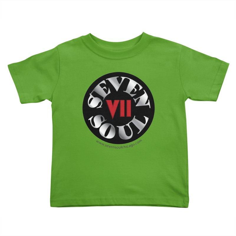Classic Logo Kids Toddler T-Shirt by Seven Soul Shop